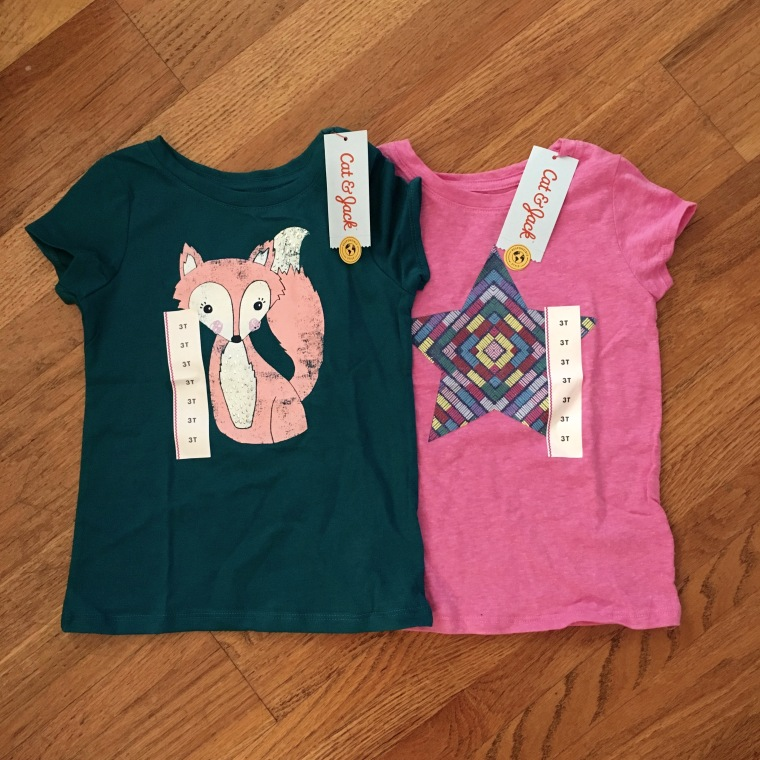 cat and jack shirts