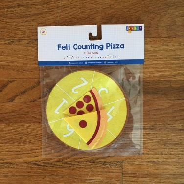pizza counting game