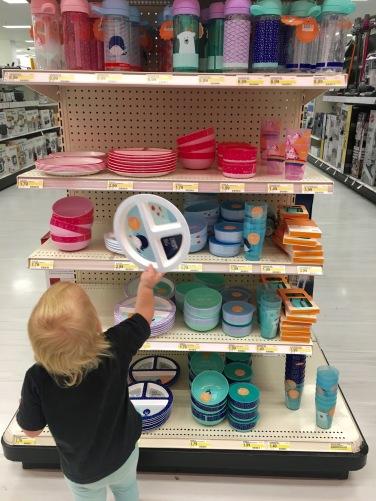 target kids plates