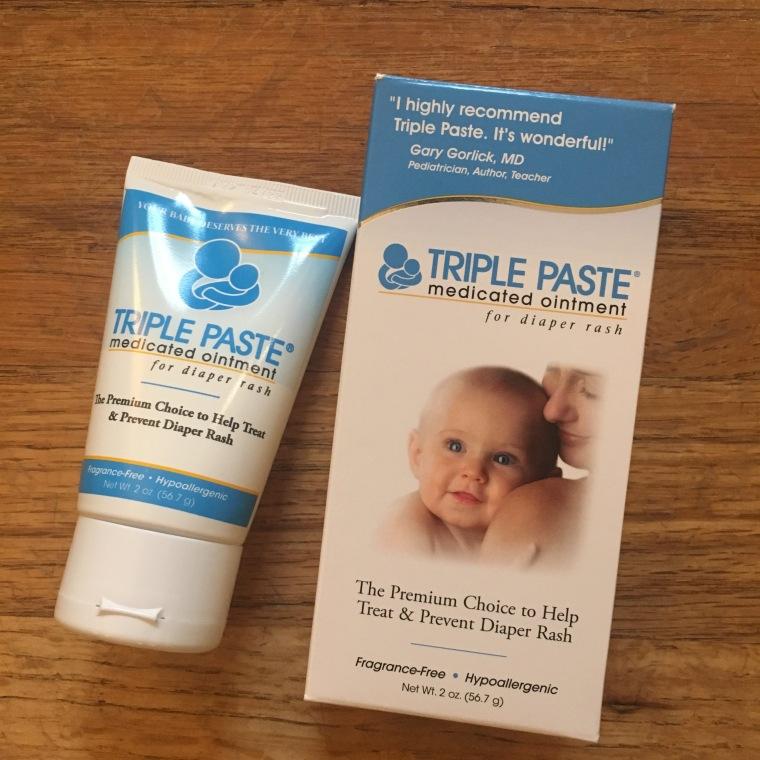Triple Paste Rash Ointment
