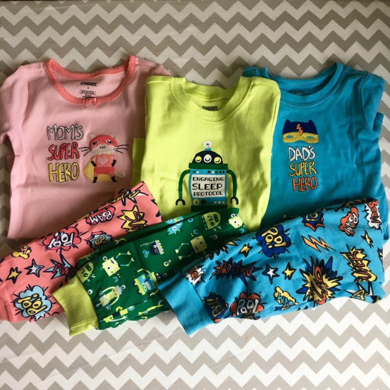 gymboree pajamas
