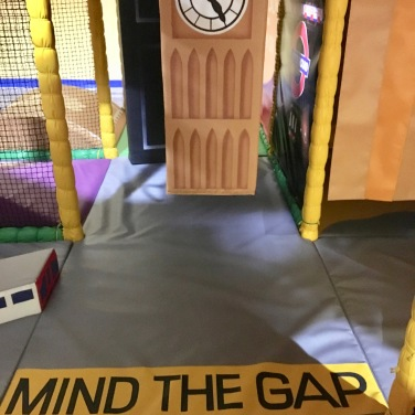 Scramble Mind the Gap