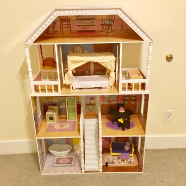 kid kraft dollhouse