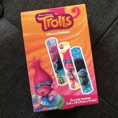 troll bandaids